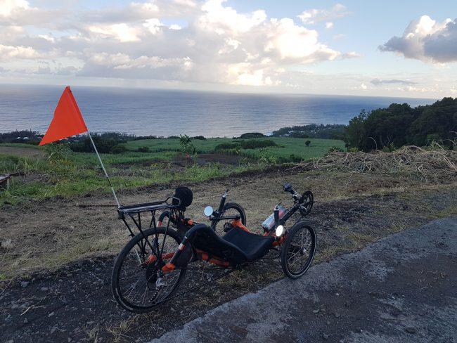 Balade et randonnée d'Atmosphère péi vélo-couché swincar modélisme radio-commandé