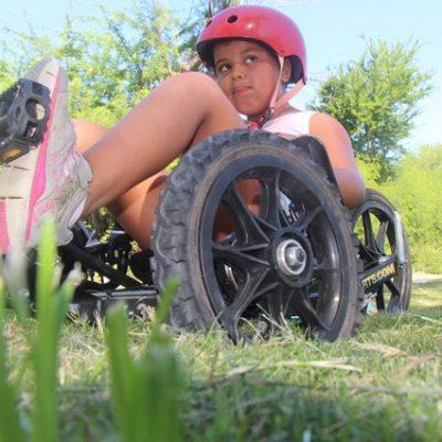 Atmosphère Péi vélo-couché enfant Ile de la Réunion activité camp de vacances