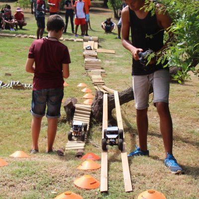 Loisirs activité pour les enfants ile de la Réunion Atmosphère péi animation camps de vacances