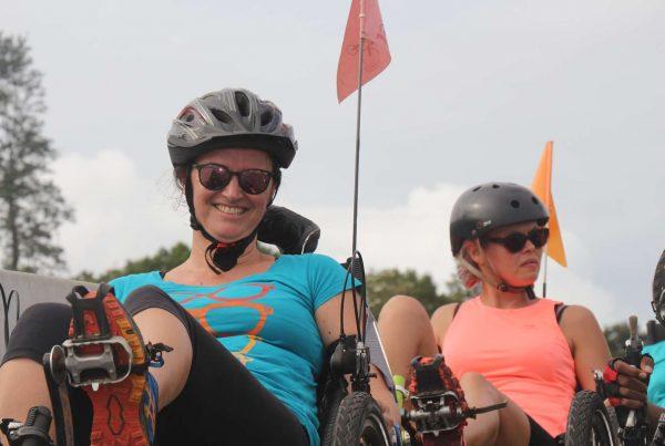 Atmosphère Pei loisirs insolites à la Réunion activité pour comité d'entreprise ou cohésion d'entreprise, pourquoi pratiquer le vélo-couché à la Réunion