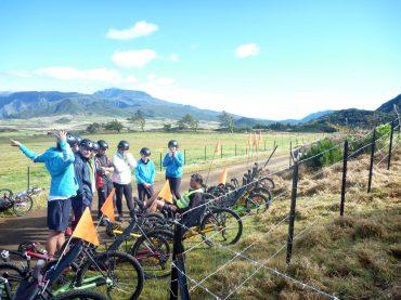 Découverte de la Plaine des Cafres et de ses beaux paysages en vélo-couché Ile de la Réunion Atmosphère Péi