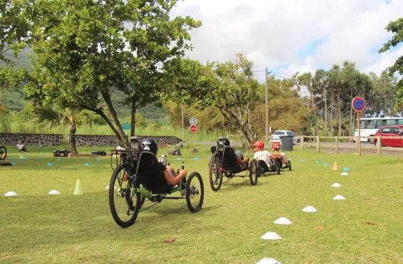 Activité pique-nique vélo-couché Ile de la Réunion