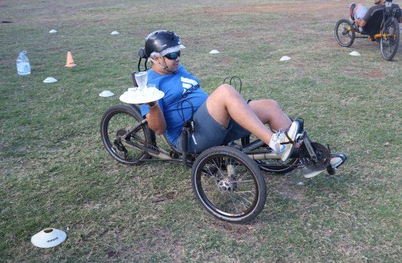 Les vélos-couchés créateurs de bonheur confortables pour challenge Ile de la Réunion