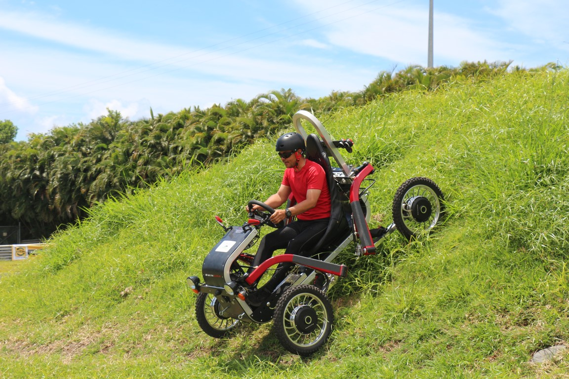 Swincar à la Réunion, un loisir Atmosphère Péi