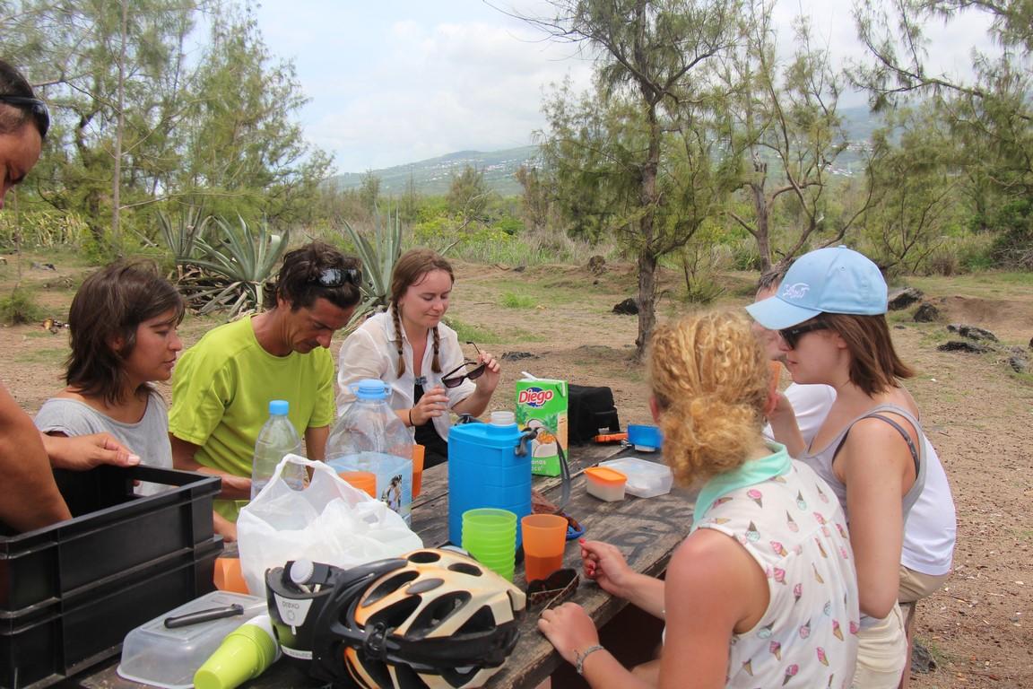 Gourmandise-balade en vélo couché découverte des bonbons de la Réunion
