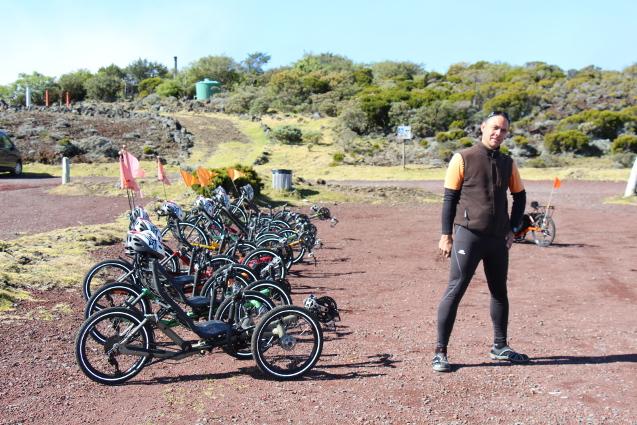 Mikaël BENARD, Gérant Associé d'Atmosphère Péi depuis 2011, loisirs sportifs innovants à la Réunion