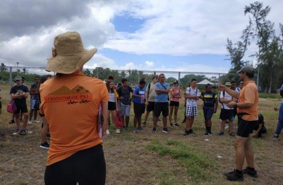 Atmosphère Péi équipe loisirs et activités écologiques et insolites à l'ïle de la Réunion ACM vélo-couché et modélisme RC électrique voiture